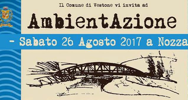 Mostra Collettiva durante Ambientazione a Nozza 26 agosto 2017